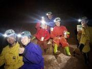 Apéro Spléo - Spéléologie en Ardèche - Grotte de Remène