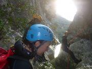 Canyoning en Ardèche - Pissevieille