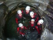 Canyoning en Ardèche - Roujanel