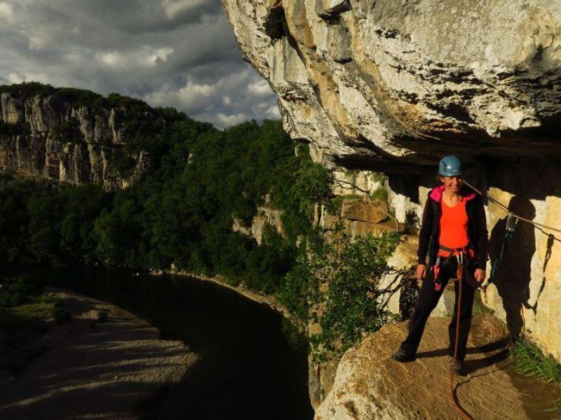 Via Corda d'Endieu - Ardèche