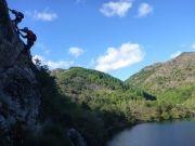 Via ferrata du Lac de Villefort - Lozère